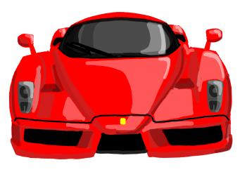 フェラーリやランボルギーニなど2ドアの高級車を社用車とすることができるのか?